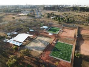 Brasília recebe o maior parque de futebol do mundo
