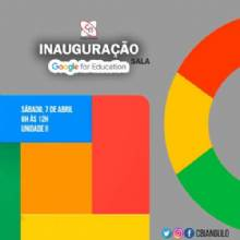 Sala Google for Education