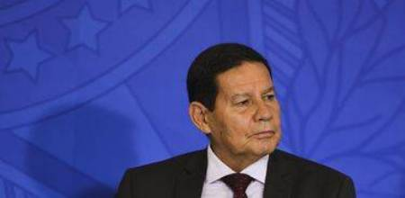 Mourão compara narcotráfico no país à guerrilha