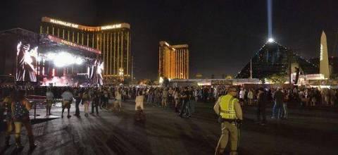 Sobe para 50 número de mortos em ataque em Las Vegas