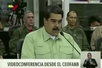 Maduro indica que se manterá no poder