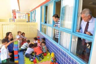 Samambaia ganhou cinco creches desde o início da gestão de Rollemberg