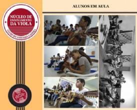 Projeto - Núcleo de Ensinamento da Viola