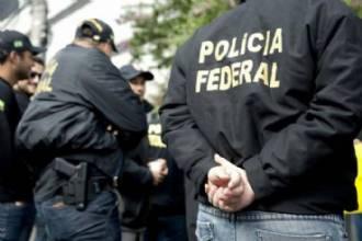 Polícia Federal prende membros da máfia italiana