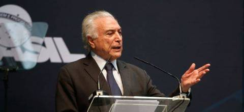 Se intervenção no Rio não der certo, governo não deu certo, afirma Temer