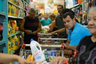 Preço da cesta básica cai em 21 capitais, diz Dieese