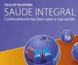 A Câmara dos Deputados convida para a palestra do Projeto Saúde Integral