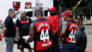 Justiça impede Torcida Jovem do Flamengo de se aproximar de estádios