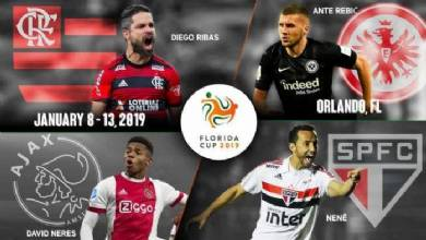 Torneio da Flórida esvazia e terá Flamengo e São Paulo em 2019