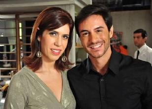 Promoção - Enfim Nós, com Maria Clara Gueiros e Ricardo Tozzi