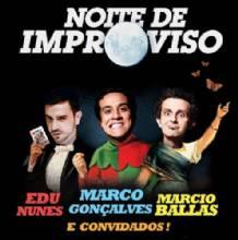 Noite de Improviso pela primeira vez em Brasília