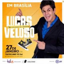 Lucas Veloso em: Cócegas no Cérebro