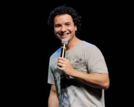 Marco Luque apresenta novo espetáculo em Brasília