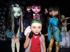 Monster High no Teatro