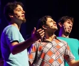 IMPROVÁVEL - Um espetáculo provavelmente bom. Com Cia Barbixas de Humor em Brasília