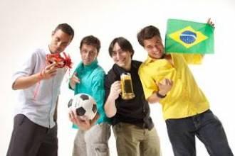 Promoção - Paixão Nacional - A Comédia do Brasil