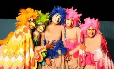 Espetáculo Infantil- Psiu, O passarinho que não cantava