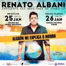 Renato Albani em: Alguém me explica o mundo