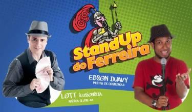 Promoção - Stand UP do Ferreira